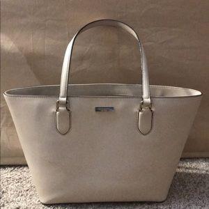 Tan Kate Spade Hand Bag